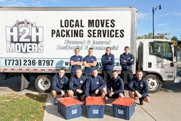 Licensed and Insured: Chicago's Residential and Commercial Movers