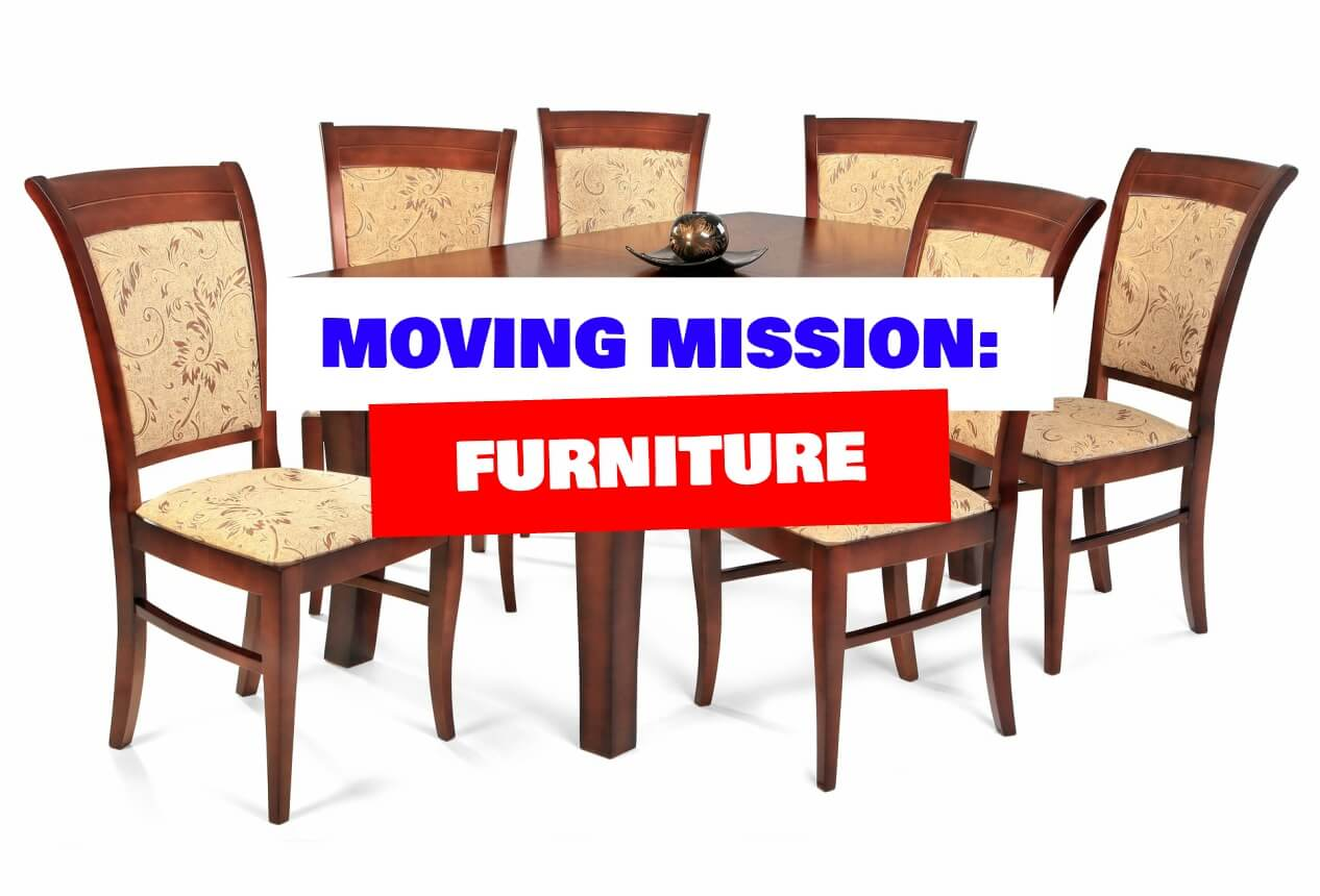 Tips For Moving Furniture H2h Movers