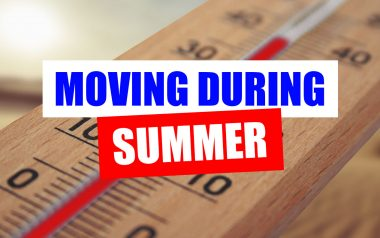 H2H Movers are here to help you move during the summer!